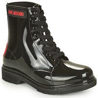 Shoes Women Wellington boots Love Moschino JA24193G1D Black
