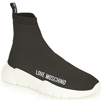 Shoes Women High top trainers Love Moschino JA15343G1D Black