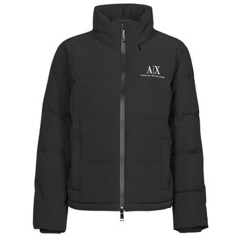 material Women Duffel coats Armani Exchange 6KYB11 Black