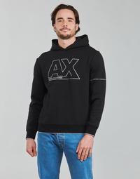 material Men sweaters Armani Exchange 6KZMFF Black