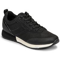Shoes Women Low top trainers Esprit HOULLILA Black
