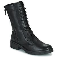 Shoes Women Mid boots Ara DOVER Black