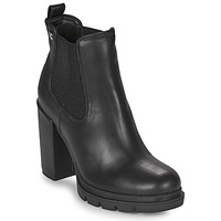 Shoes Women Ankle boots Gioseppo TINDOUF Black