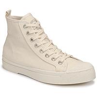 Shoes Women High top trainers Bensimon STELLA B79 Beige