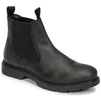 Shoes Men Mid boots Lumberjack CHARLIE BEATLES Black
