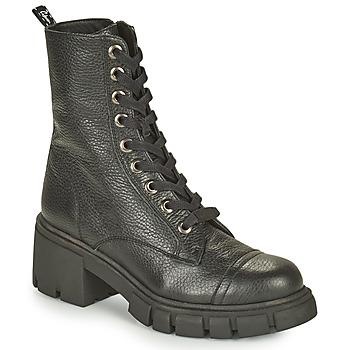 Shoes Women Ankle boots Castaner UMA Black