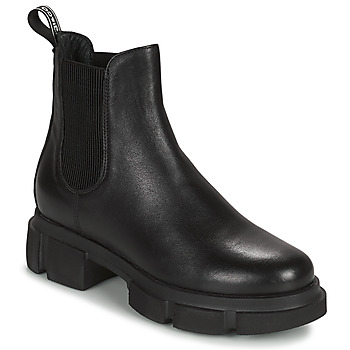 Shoes Women Mid boots IgI&CO DONNA VELAR Black