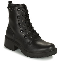 Shoes Women Mid boots IgI&CO DONNA GIANNA Black