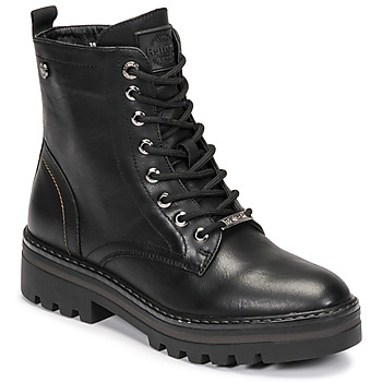 Shoes Women Mid boots Refresh  Black