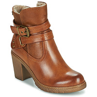 Shoes Women Ankle boots Refresh 78969 Camel