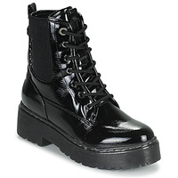 Shoes Women Mid boots Refresh 76084 Black