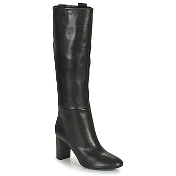 Shoes Women Boots Geox PHEBY Black