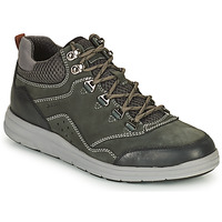 Shoes Men Mid boots Geox HALLSON Grey