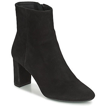 Shoes Women Ankle boots Geox PHEBY 80 Black
