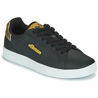 Shoes Women Low top trainers Ellesse CAMPO Black