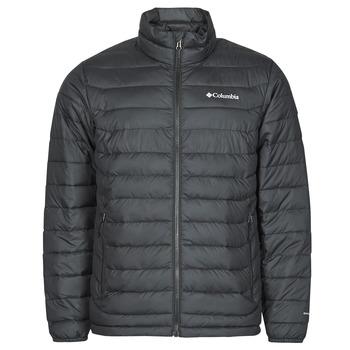 material Men Duffel coats Columbia POWDER LITE JACKET Black