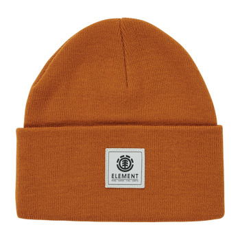 Clothes accessories hats Element DUSK BEANIE Yellow