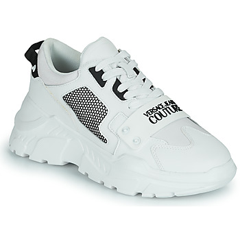 Shoes Men Low top trainers Versace Jeans Couture DOLINE White
