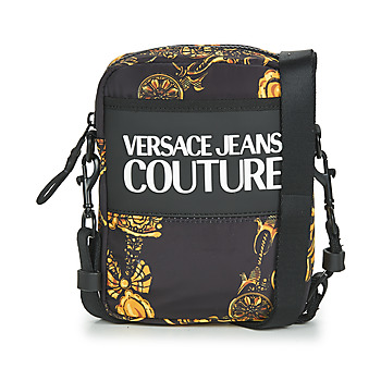 Bags Men Pouches / Clutches Versace Jeans Couture FITIRA Black / Printed / Baroque