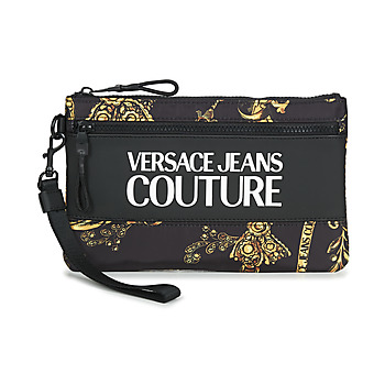 Bags Men Pouches / Clutches Versace Jeans Couture CHIRE Black / Printed / Baroque