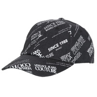 Clothes accessories Caps Versace Jeans Couture FROLIN Black / White