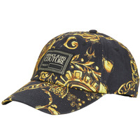 Clothes accessories Caps Versace Jeans Couture MOLINA Black / Printed / Baroque
