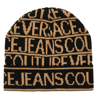 Clothes accessories hats Versace Jeans Couture OLEAGA Black / Gold