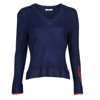 material Women jumpers Les Petites Bombes CORALINE Blue