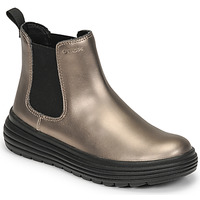 Shoes Girl Mid boots Geox PHAOLAE Gold