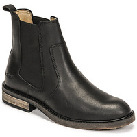 Shoes Women Mid boots Kickers ALPHASEA Black