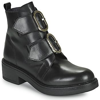 Shoes Women Ankle boots Myma TELLA Black
