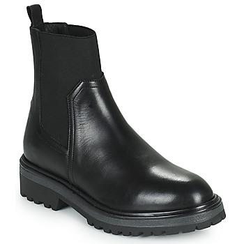 Shoes Women Mid boots Myma TITUA Black
