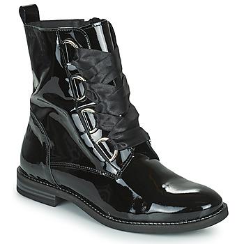 Shoes Women Mid boots Myma TULILU Black
