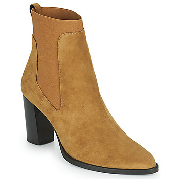 Shoes Women Ankle boots Myma TITINA Brown