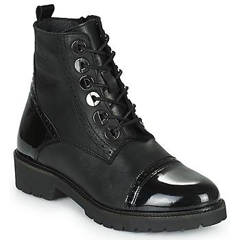 Shoes Women Mid boots Myma TUATA Black