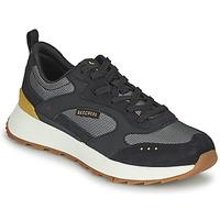 Shoes Women Low top trainers Skechers SUNNY STREET Black