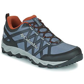 Shoes Men Hiking shoes Columbia PEAKFREAK X2 OD Grey