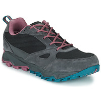 Shoes Women Hiking shoes Columbia IVO TRAIL WP Black