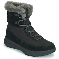 Shoes Women Snow boots Columbia SLOPESIDE PEAK LUXE Black