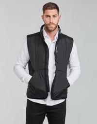material Men Duffel coats Calvin Klein Jeans PADDED VEST Black