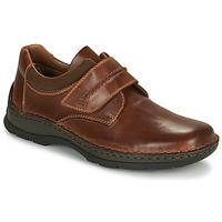 Shoes Men Derby shoes Rieker EARNA Brown