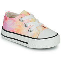 Shoes Girl Low top trainers Citrouille et Compagnie OVANA Multicoloured