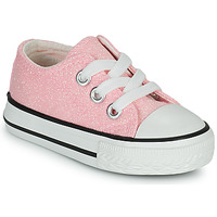 Shoes Girl Low top trainers Citrouille et Compagnie OVANA Pink