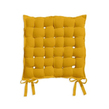Home Chair cushion Today TODAY TRESSÉE Yellow