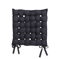 Home Chair cushion Today TODAY TRESSÉE Black