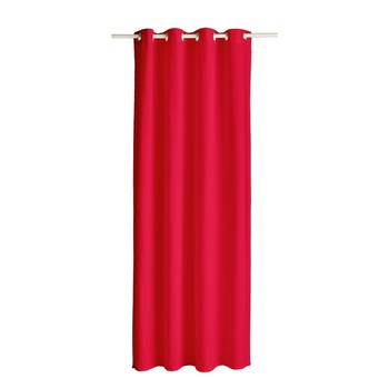 Home Curtains & blinds Today TODAY COTON Red