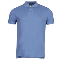material Men short-sleeved polo shirts Polo Ralph Lauren PETRINA Blue