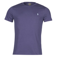 material Men short-sleeved t-shirts Polo Ralph Lauren OLITA Blue