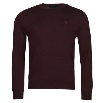 material Men jumpers Polo Ralph Lauren AMIRAL Bordeaux
