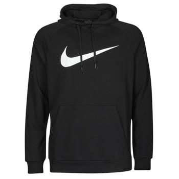 material Men sweaters Nike NIKE DRI-FIT Black